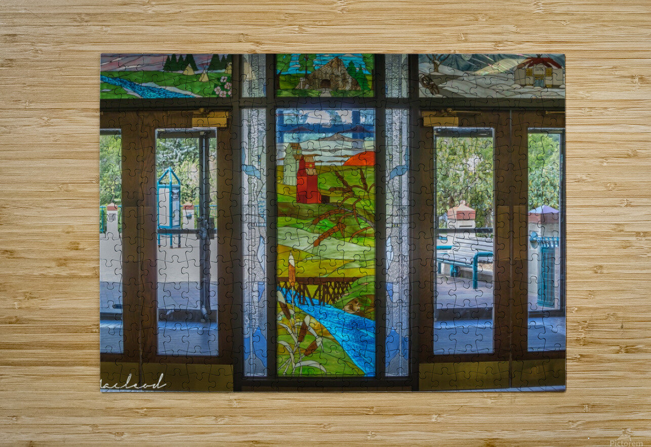CityHall_IMG_3650_1544211466.41  HD Metal print with Floating Frame on Back