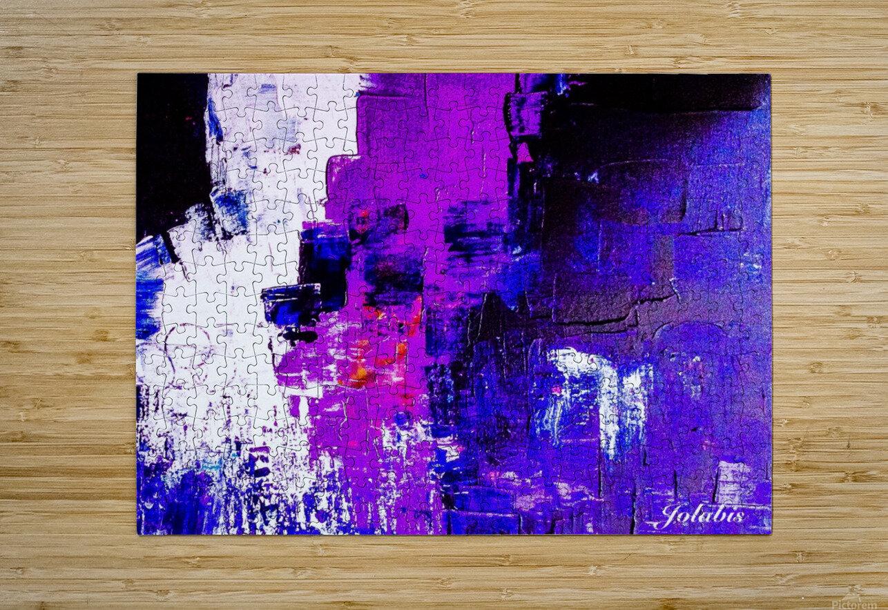 38F0A08D 6A3F 4C84 BBA3 7E614088D7A9  HD Metal print with Floating Frame on Back