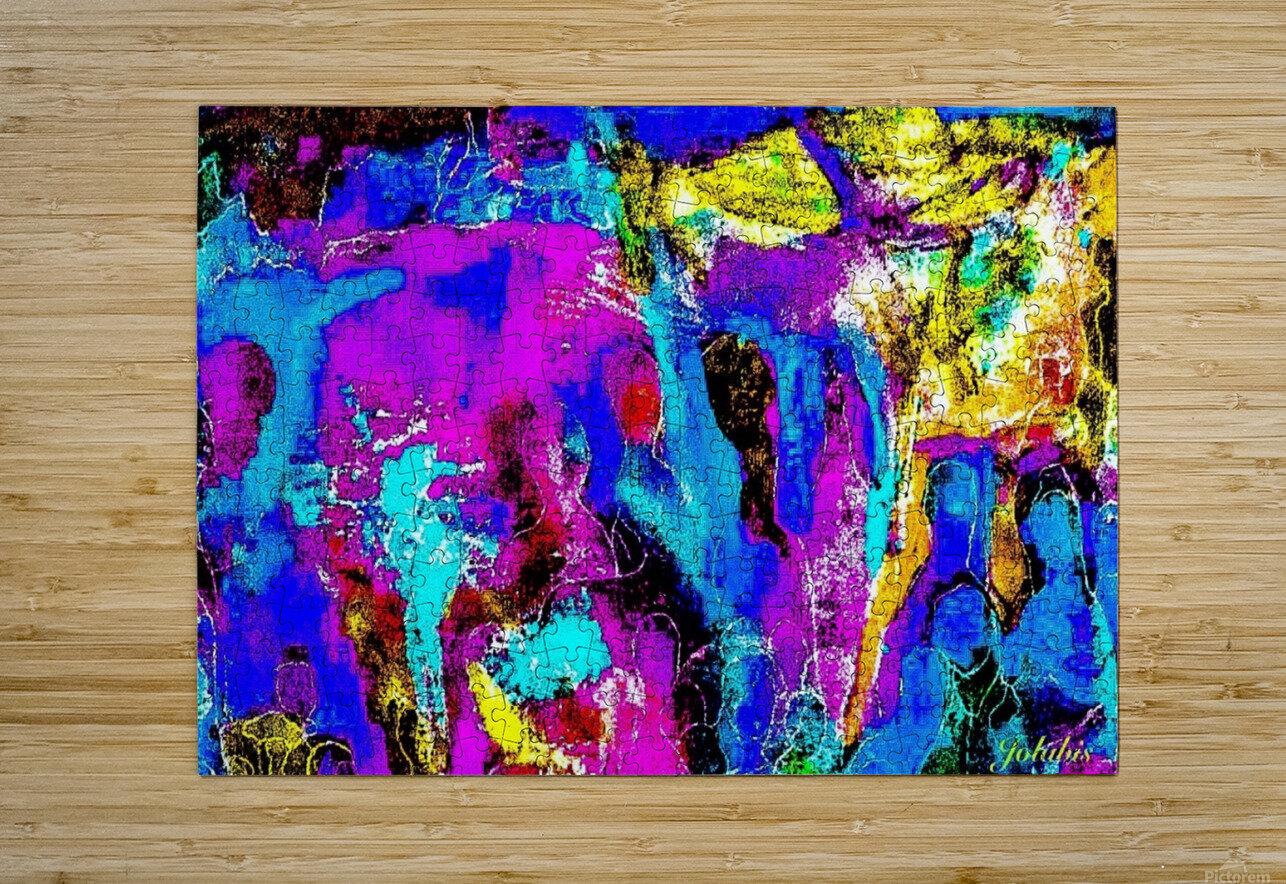 7BF53A90 2DBF 4335 BB1F 4ACD36AF0B5E  HD Metal print with Floating Frame on Back