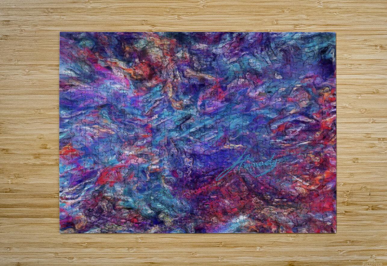 88AF7833 292E 4E47 8B03 6CA5D5888EE5  HD Metal print with Floating Frame on Back