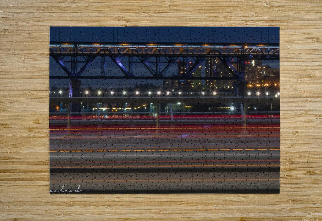 Walterdale_Bridge_NIK9897  HD Metal print with Floating Frame on Back