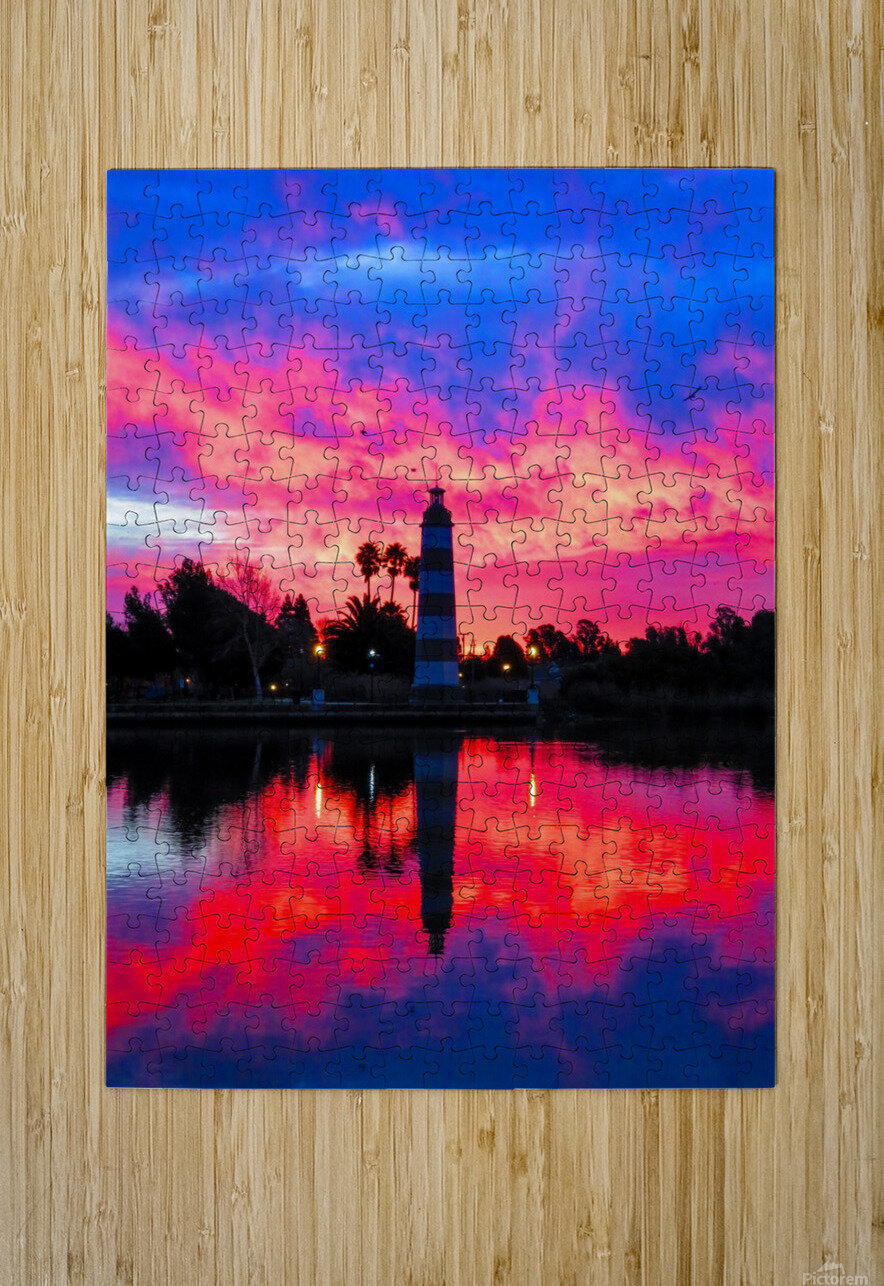 20190212 IMG_3237  HD Metal print with Floating Frame on Back