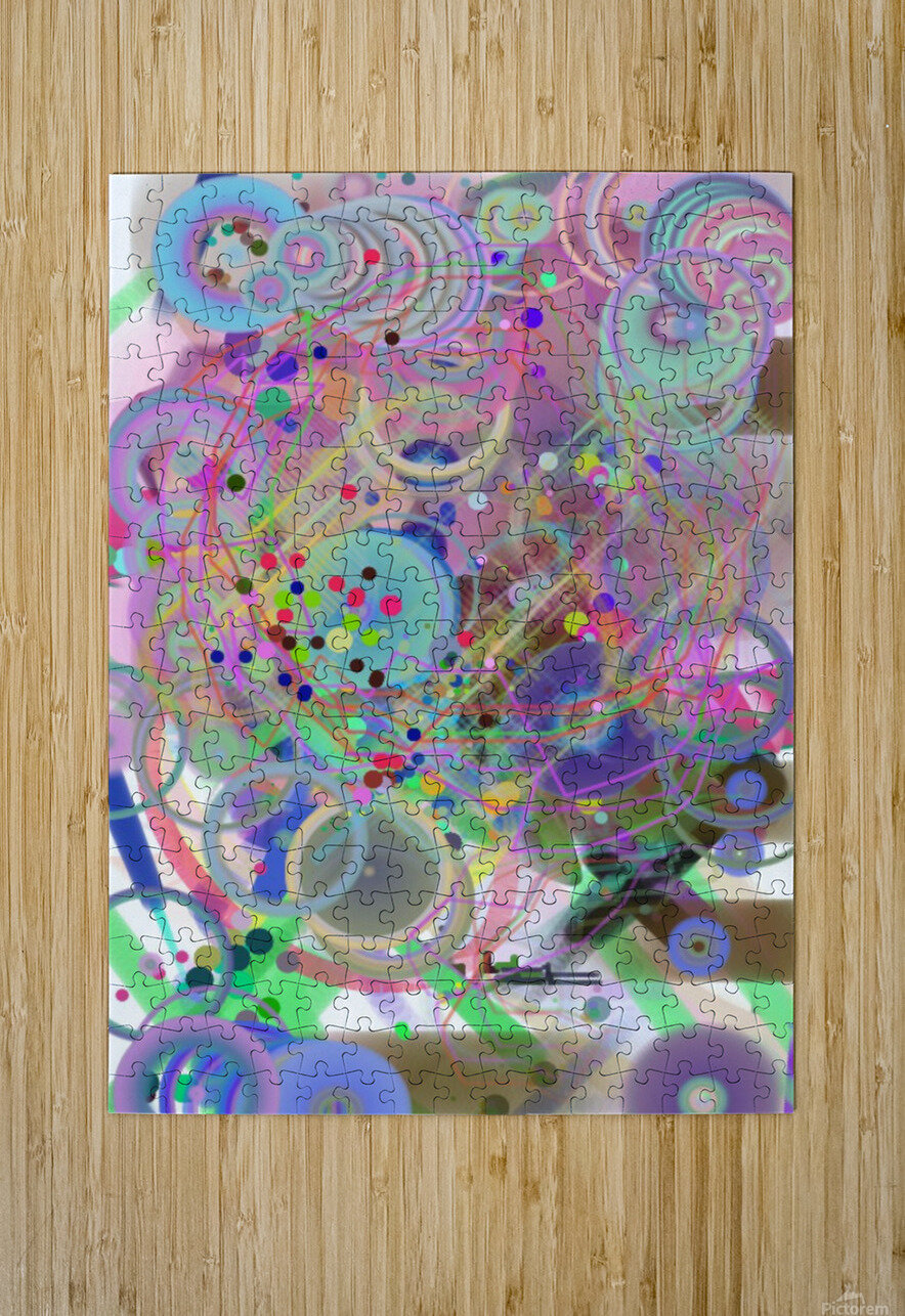 New Popular Beautiful Patterns Cool Design Best Abstract Art (8)_1557269365.18  HD Metal print with Floating Frame on Back