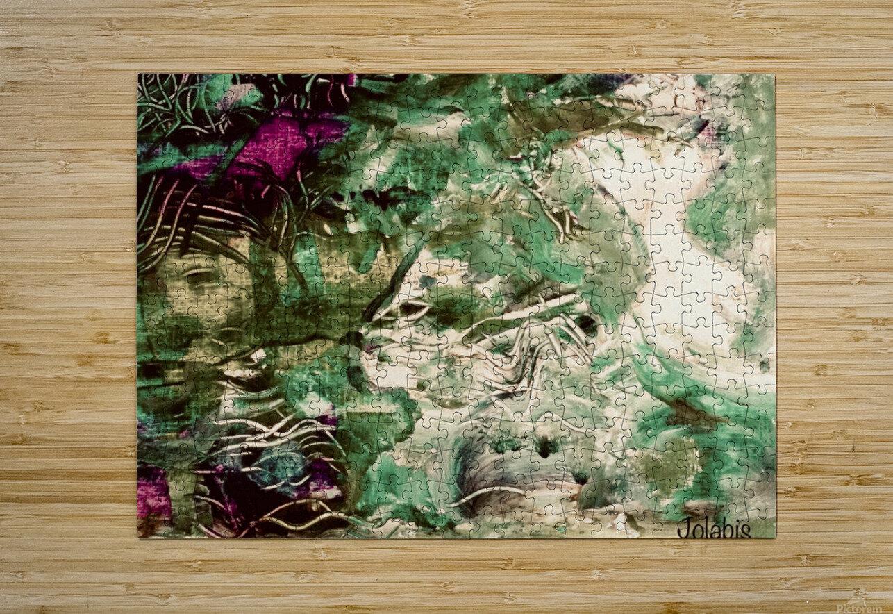 6D93E907 AAA2 405B B9CD C95549D69A96  HD Metal print with Floating Frame on Back