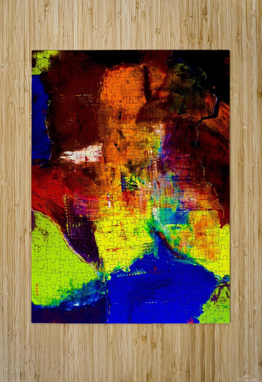 6B4FA385 D3B7 43AE 9B84 E790CD69B01A  HD Metal print with Floating Frame on Back