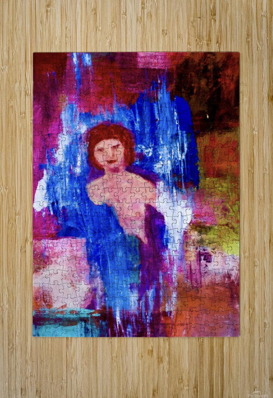AB1B2C77 98C2 438E 8EBE 3537DBA5F7B7  HD Metal print with Floating Frame on Back