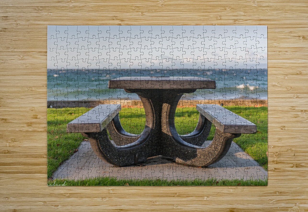AnchorTable_DSC_7653  HD Metal print with Floating Frame on Back