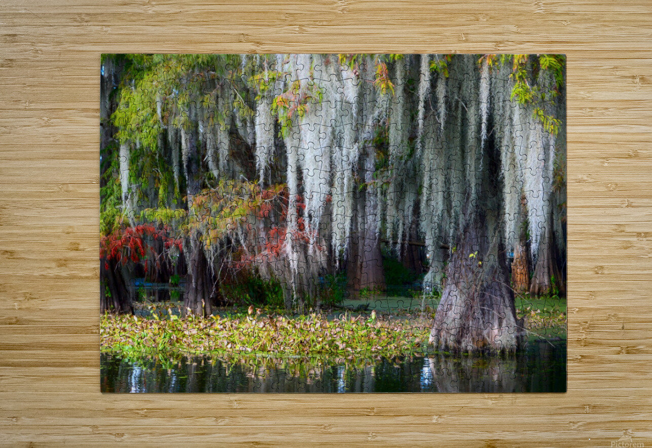 Spot Me Out  HD Metal print with Floating Frame on Back