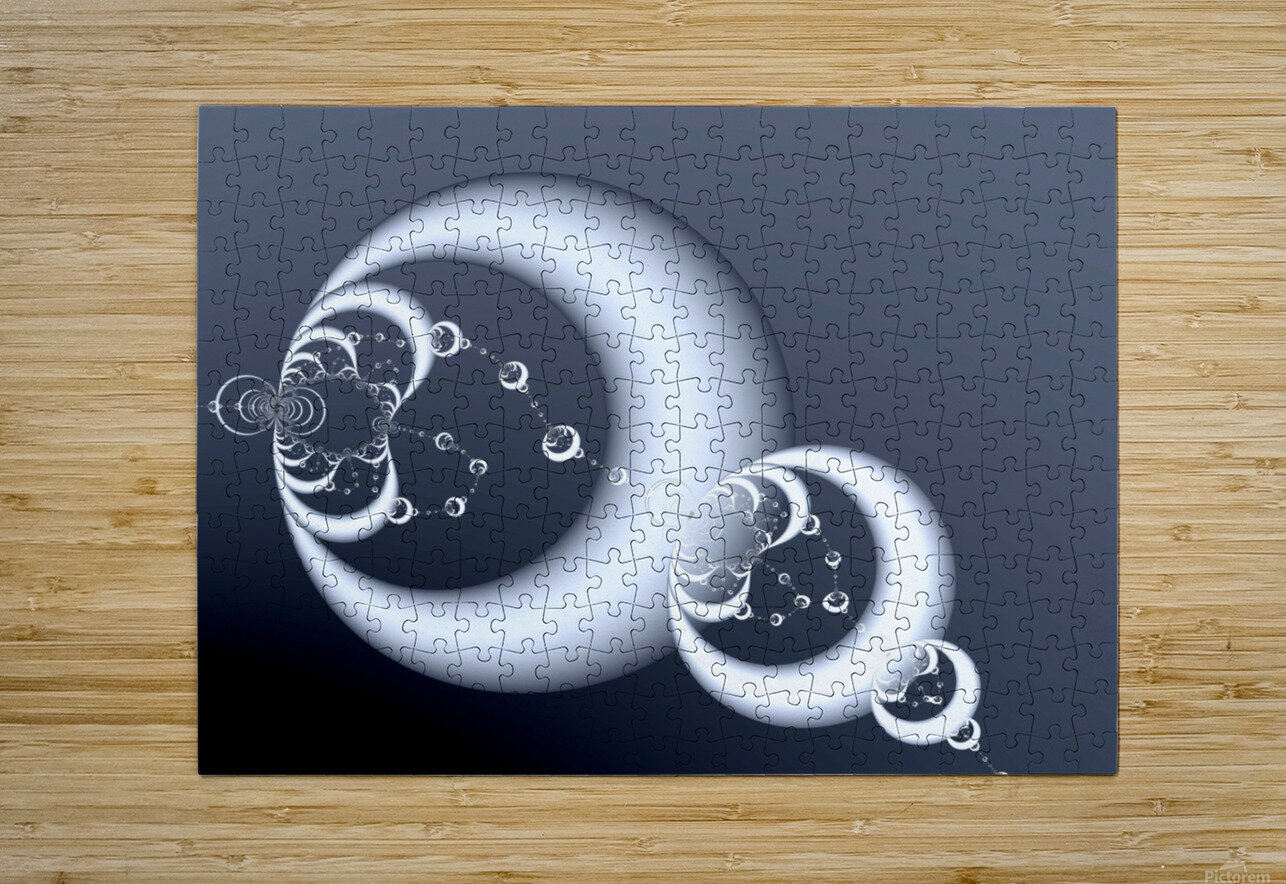Joyeria_Cosmica_3  HD Metal print with Floating Frame on Back