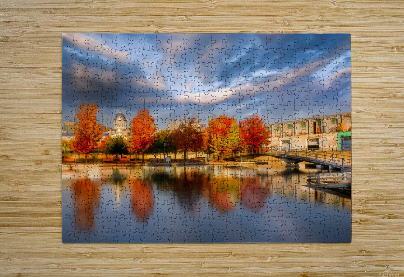 _TEL6435 1 copy 2  HD Metal print with Floating Frame on Back