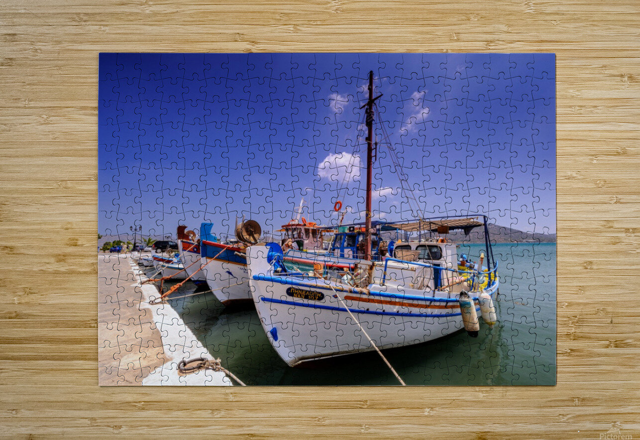 _TEL3843  HD Metal print with Floating Frame on Back