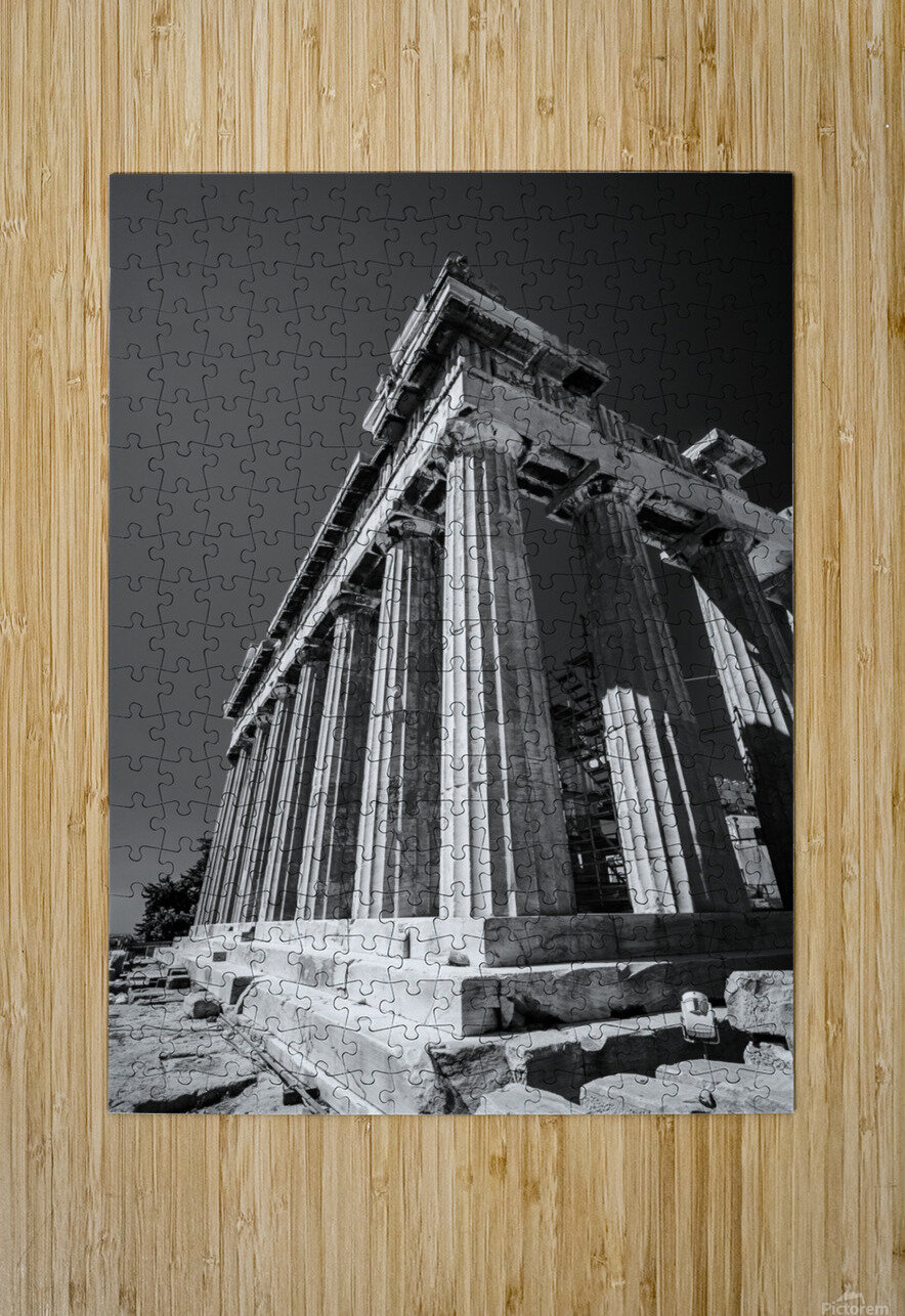 _TEL2787  HD Metal print with Floating Frame on Back