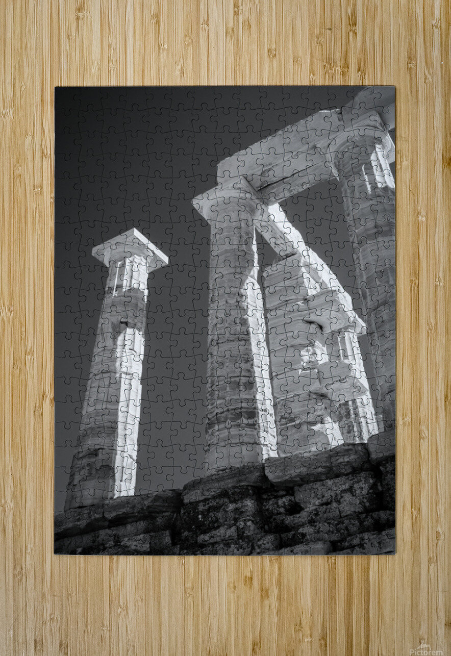_TEL2928  HD Metal print with Floating Frame on Back