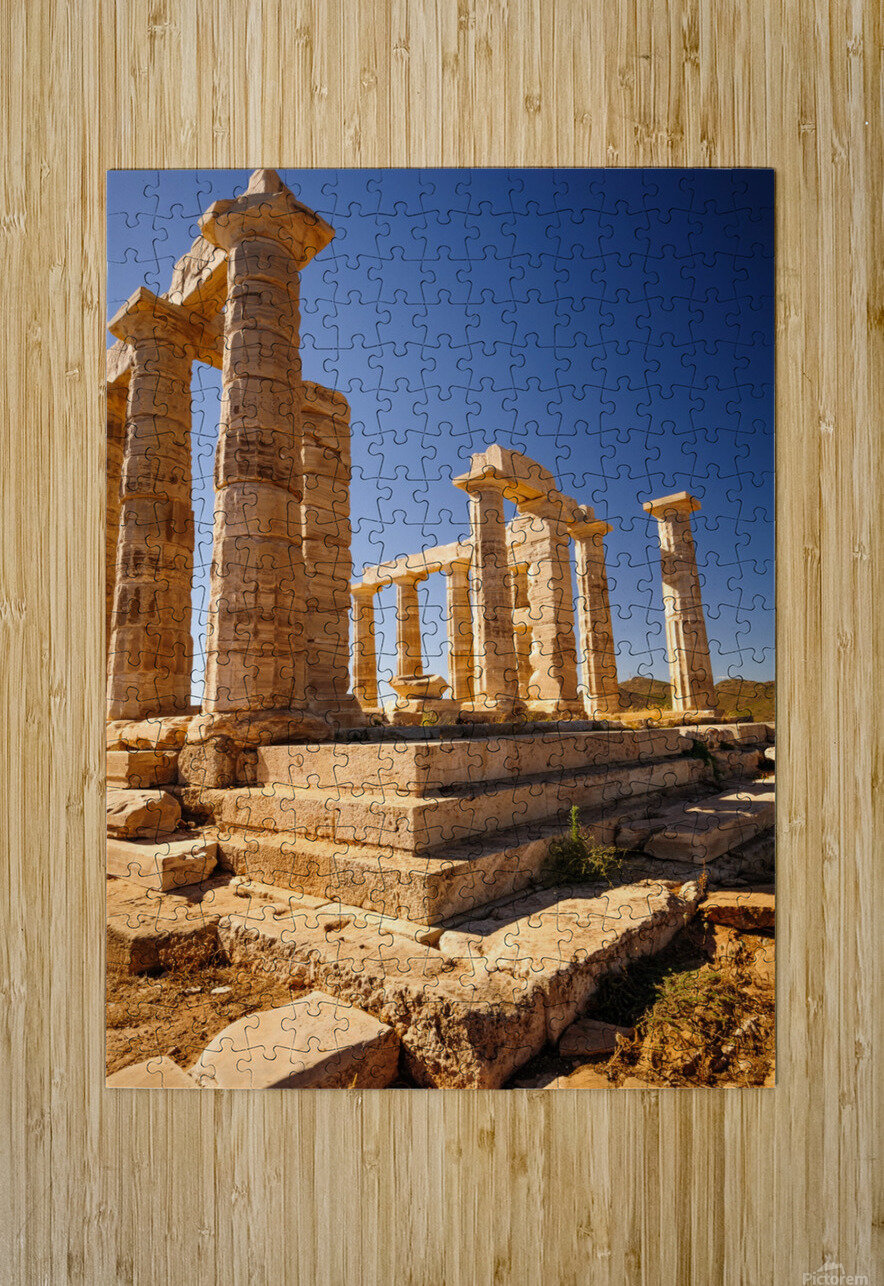 _TEL2951  HD Metal print with Floating Frame on Back
