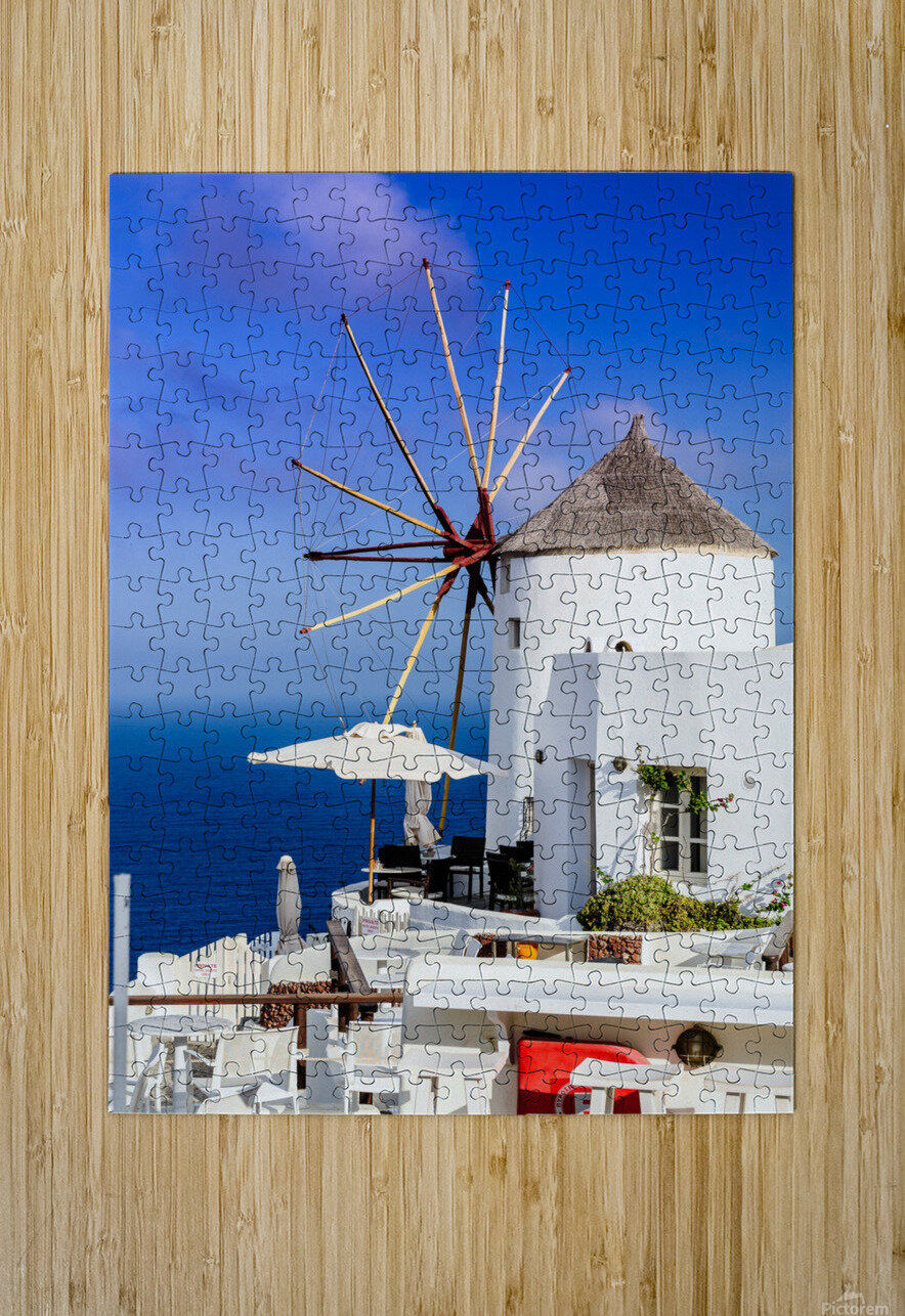 _TEL4717  HD Metal print with Floating Frame on Back