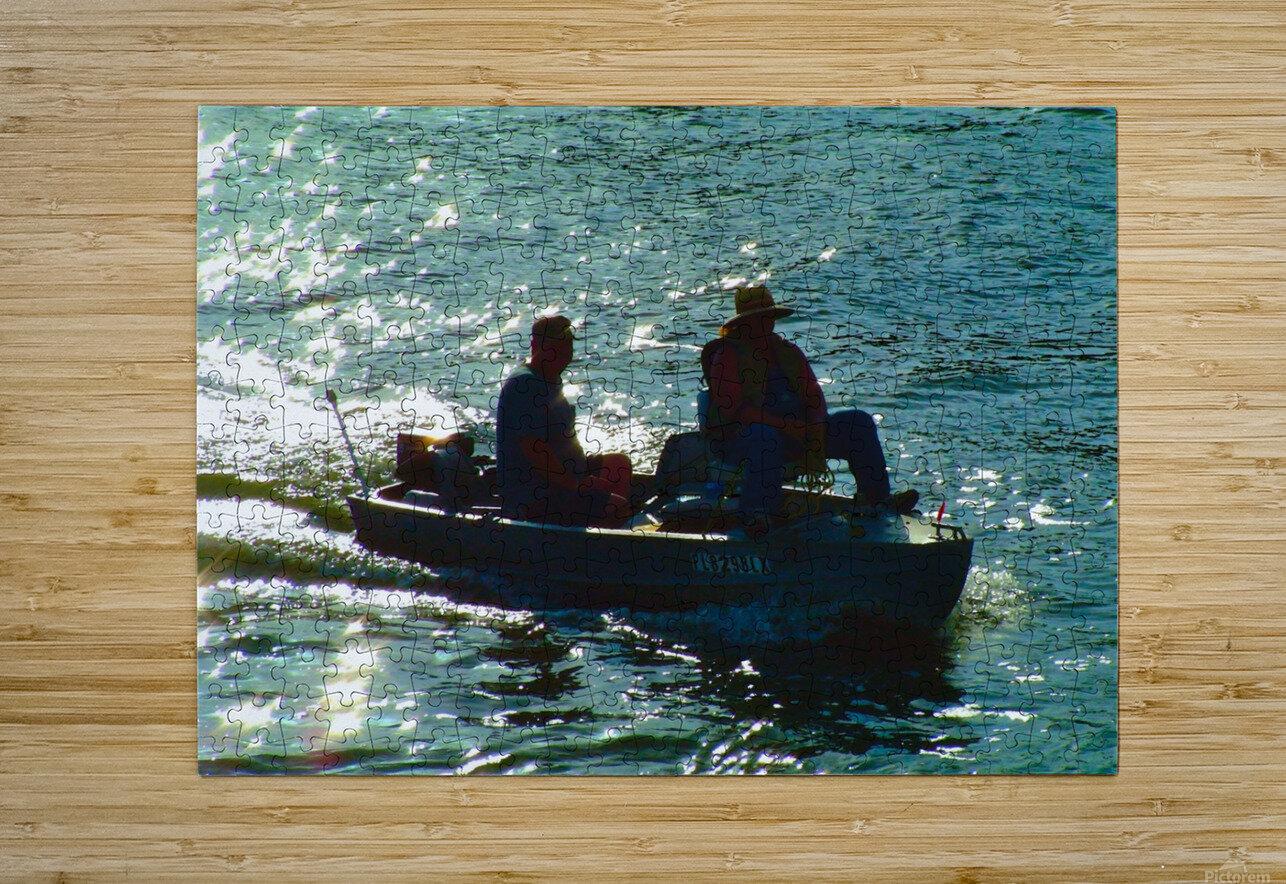 2004_0327CedarKeyCindy0028  HD Metal print with Floating Frame on Back