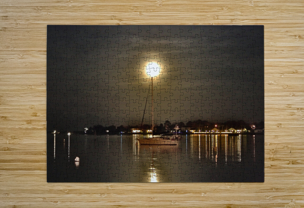 IMG_8531  HD Metal print with Floating Frame on Back
