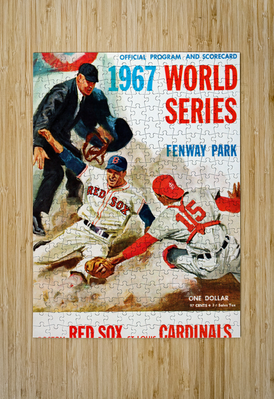Vintage Heinz Ketchup Ad   HD Metal print with Floating Frame on Back