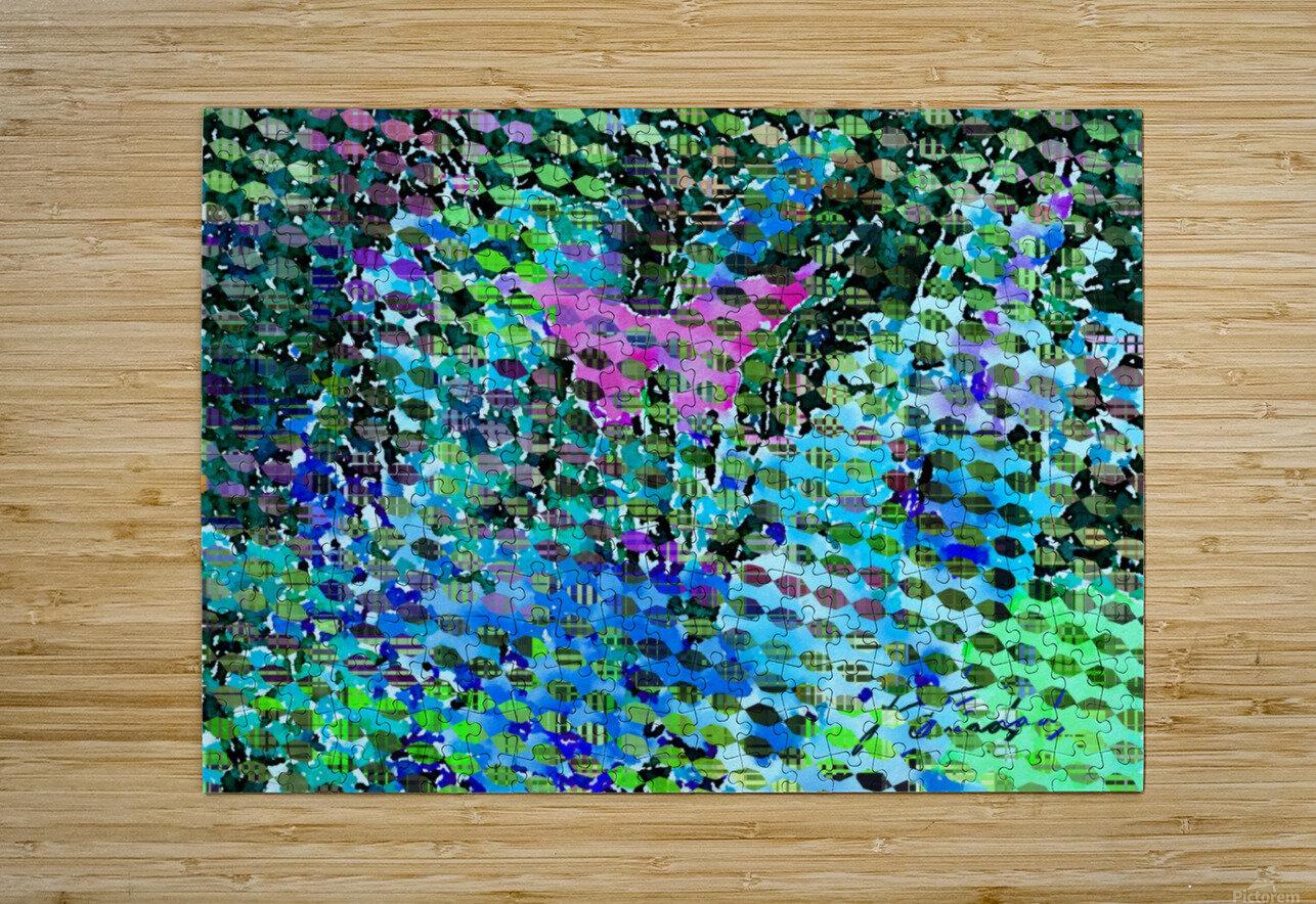 F1004B67 D81E 43B5 A105 DB01FFFCF8F4  HD Metal print with Floating Frame on Back