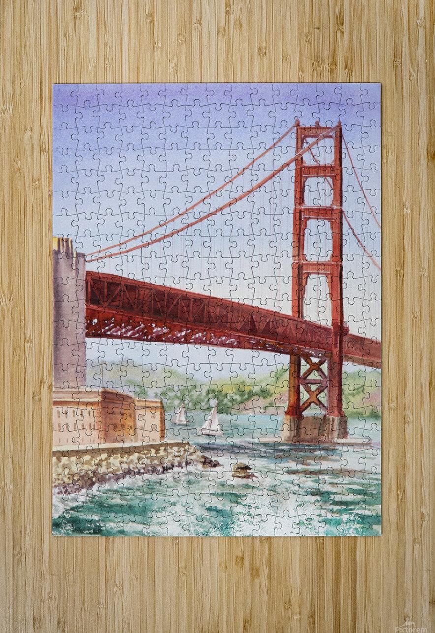 Golden Gate Bridge San Francisco Irina Sztukowski