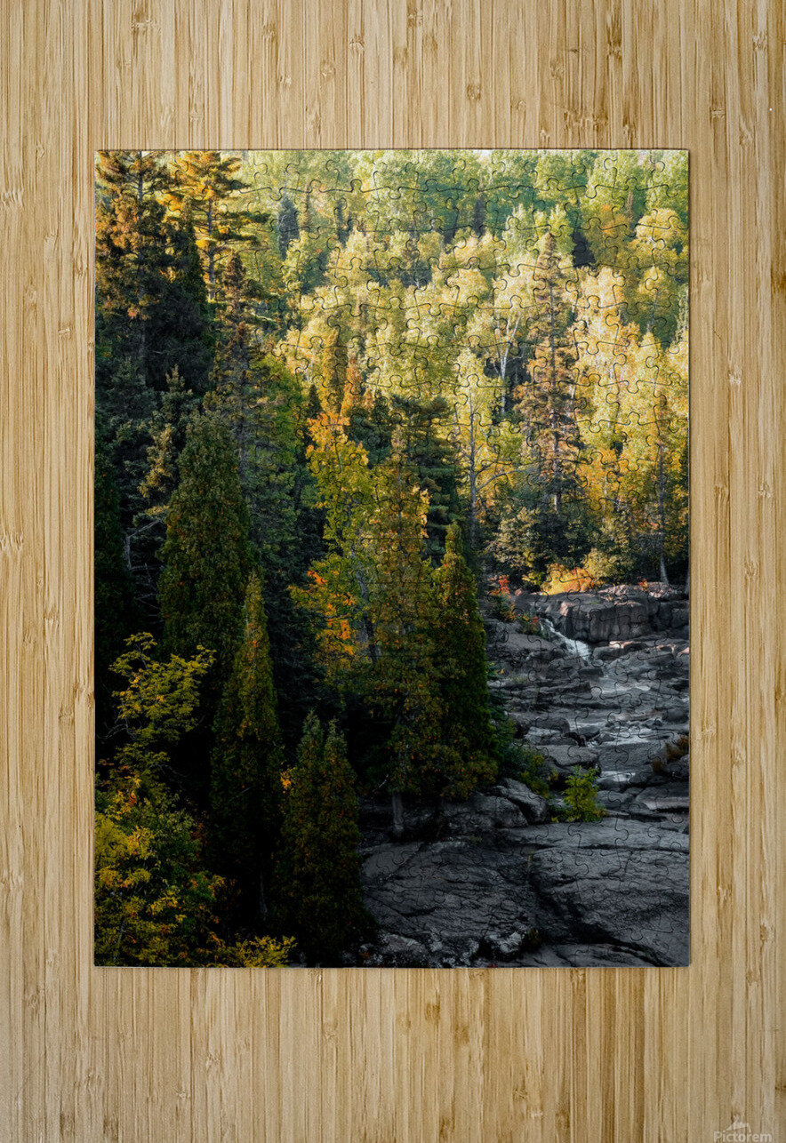 P9220119  HD Metal print with Floating Frame on Back