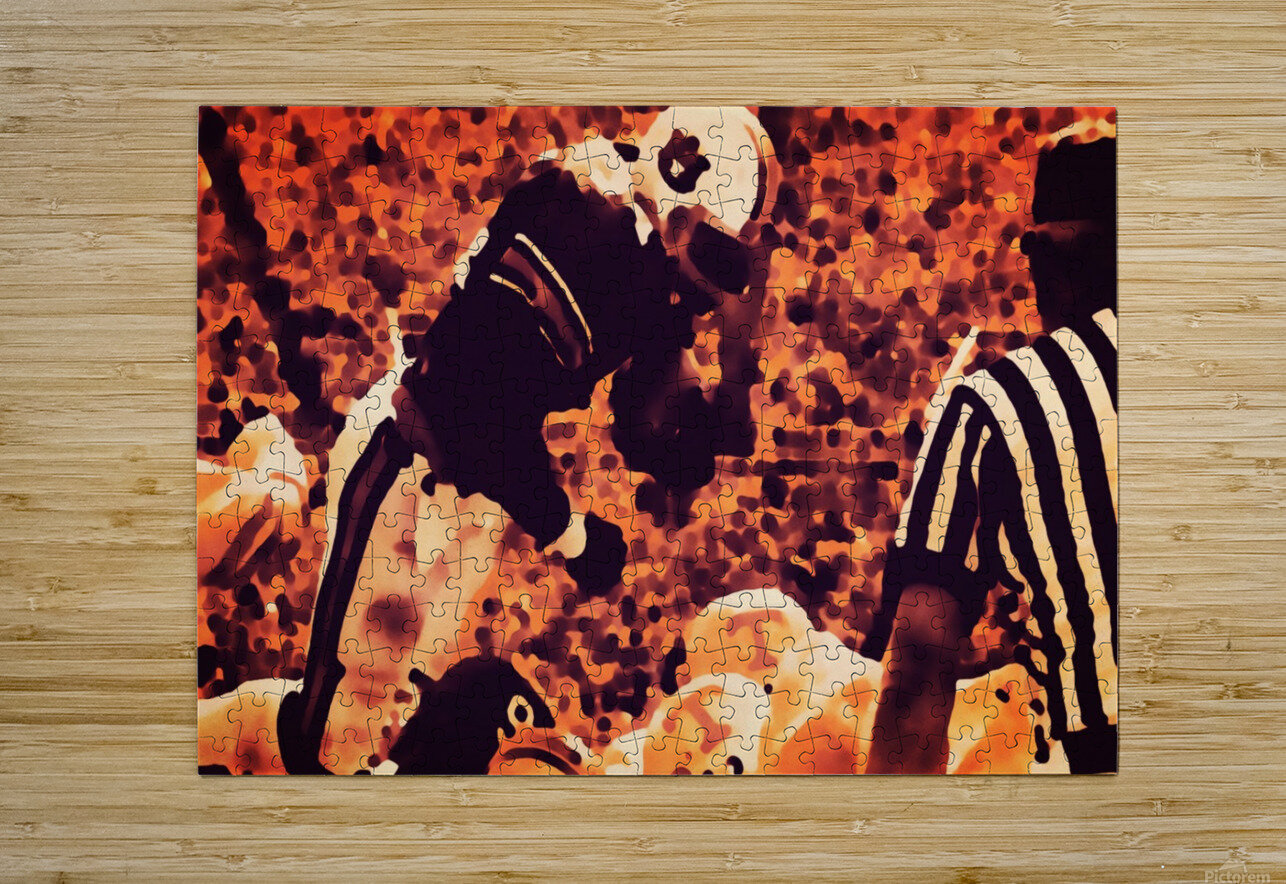 1982 Bo Jackson Tennessee Dive  HD Metal print with Floating Frame on Back