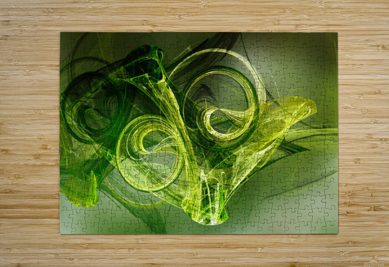 Frog  HD Metal print with Floating Frame on Back