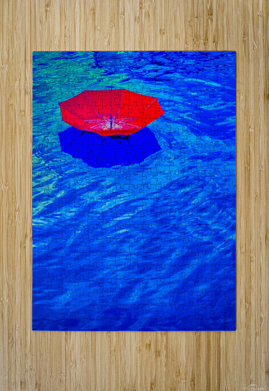 FS160621 0  HD Metal print with Floating Frame on Back