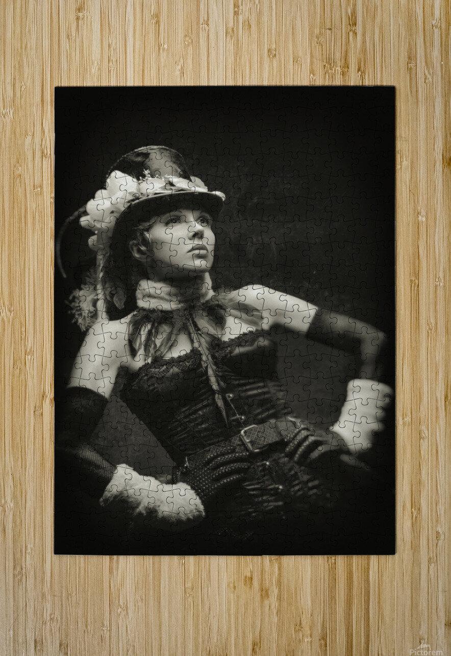 Cabaret II  HD Metal print with Floating Frame on Back
