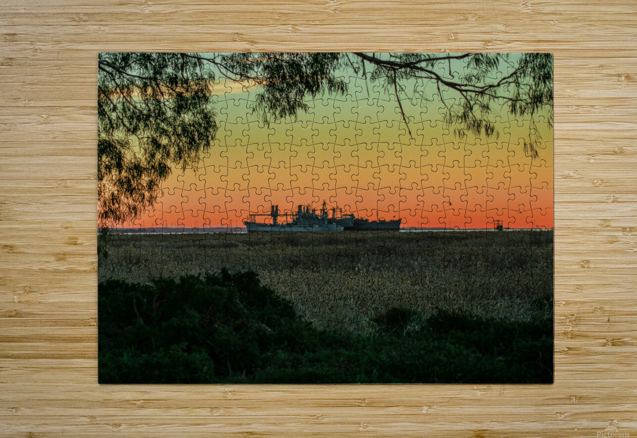 20190101 DSC 0114 2  HD Metal print with Floating Frame on Back