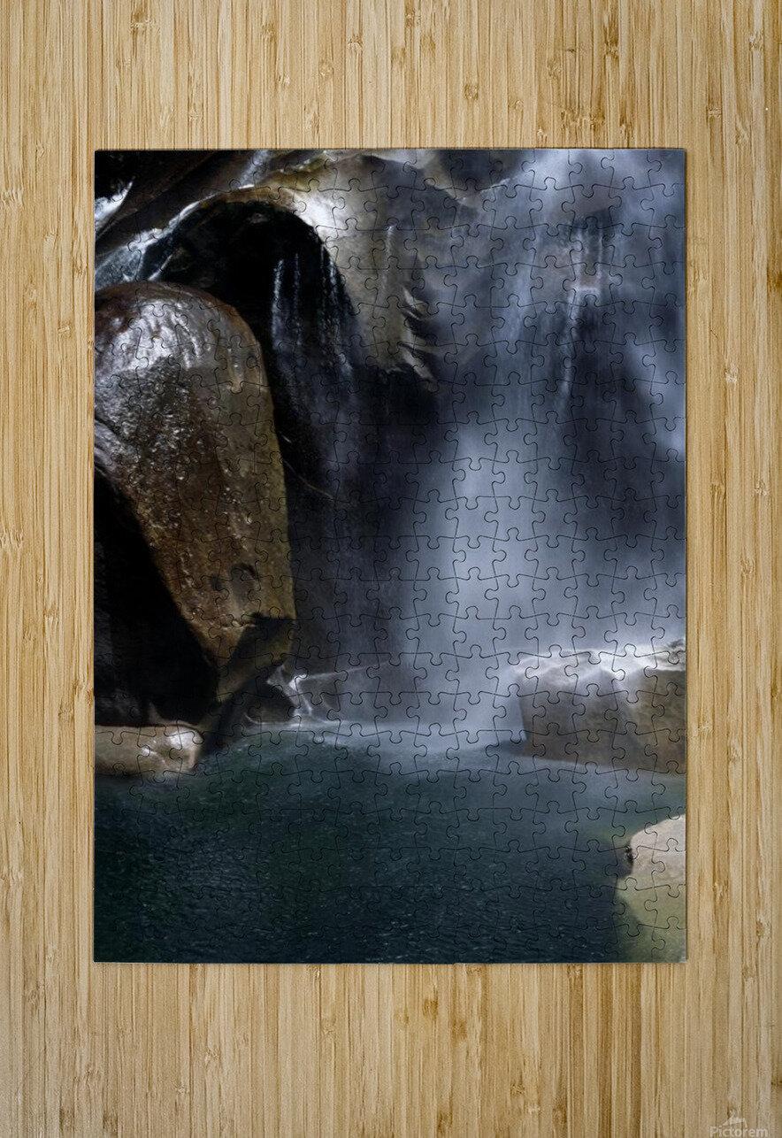 landscape_2_0205  HD Metal print with Floating Frame on Back