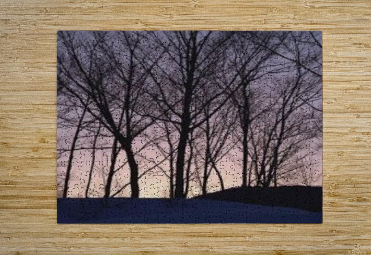 landscape_2_1031  HD Metal print with Floating Frame on Back