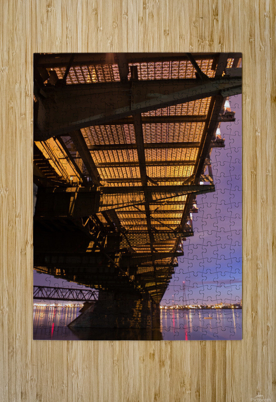 IMG_2276  HD Metal print with Floating Frame on Back