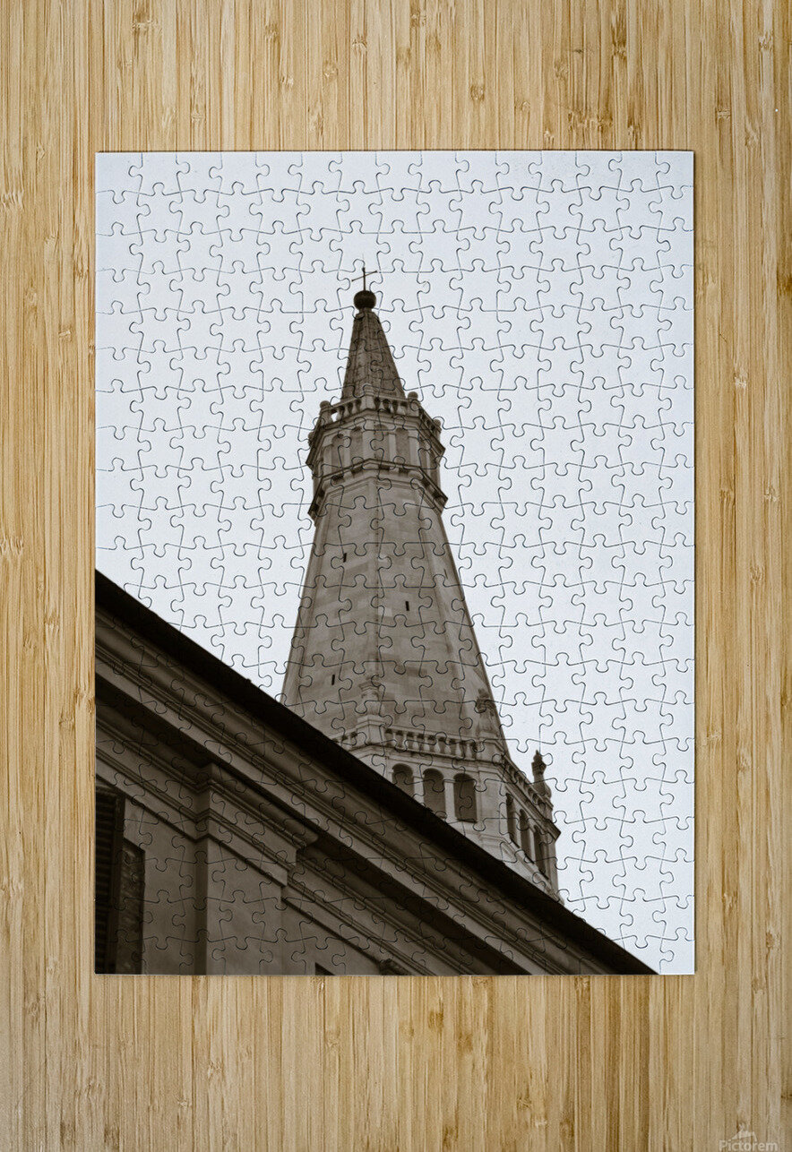 Modena 3  HD Metal print with Floating Frame on Back