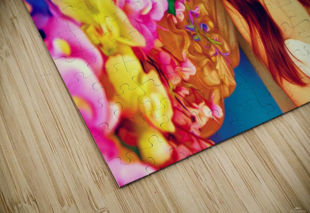 WeddingPic PicArt HD Sublimation Metal print