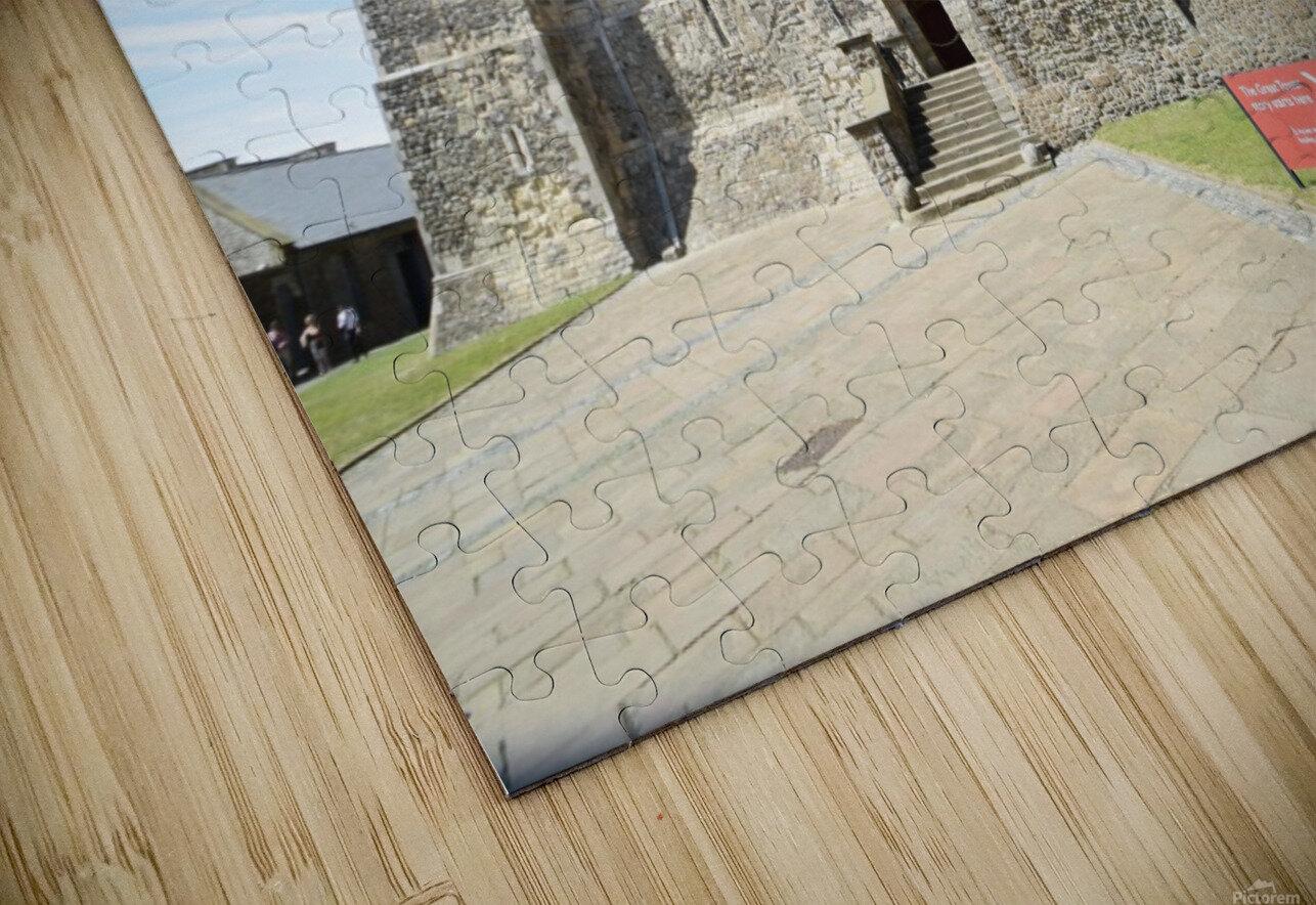 DOVER CASTLE, UK HD Sublimation Metal print