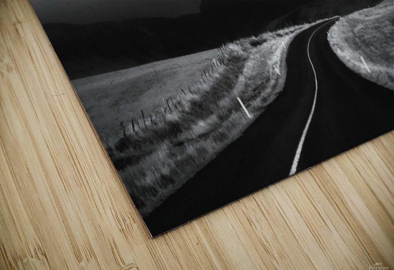ways of the world HD Sublimation Metal print