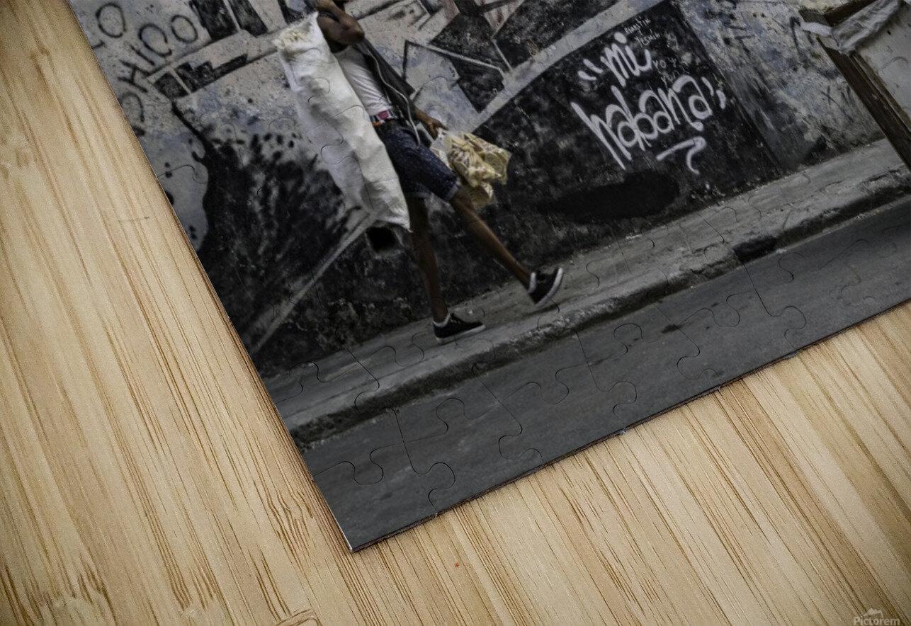 Mi Habana HD Sublimation Metal print