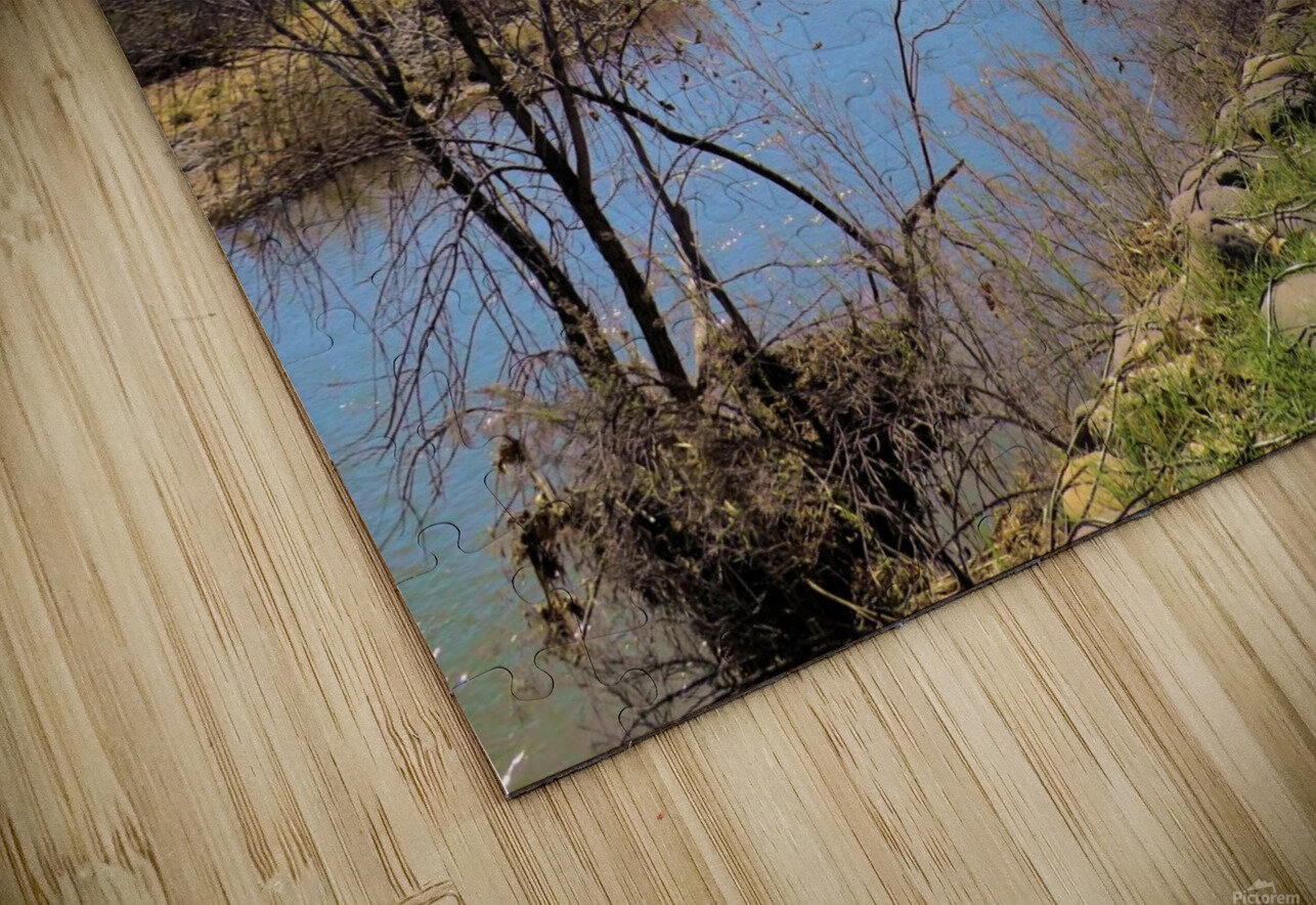 Montezuma's Castle-13 HD Sublimation Metal print