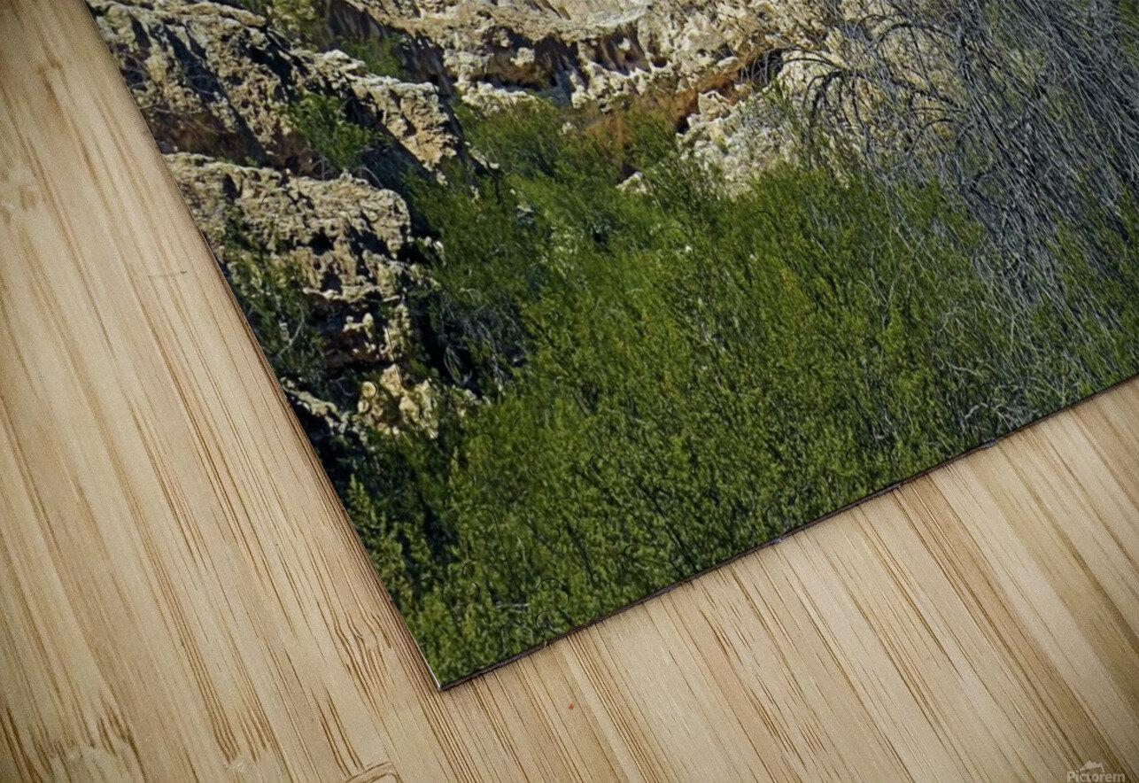 Montezuma's Castle-1 HD Sublimation Metal print
