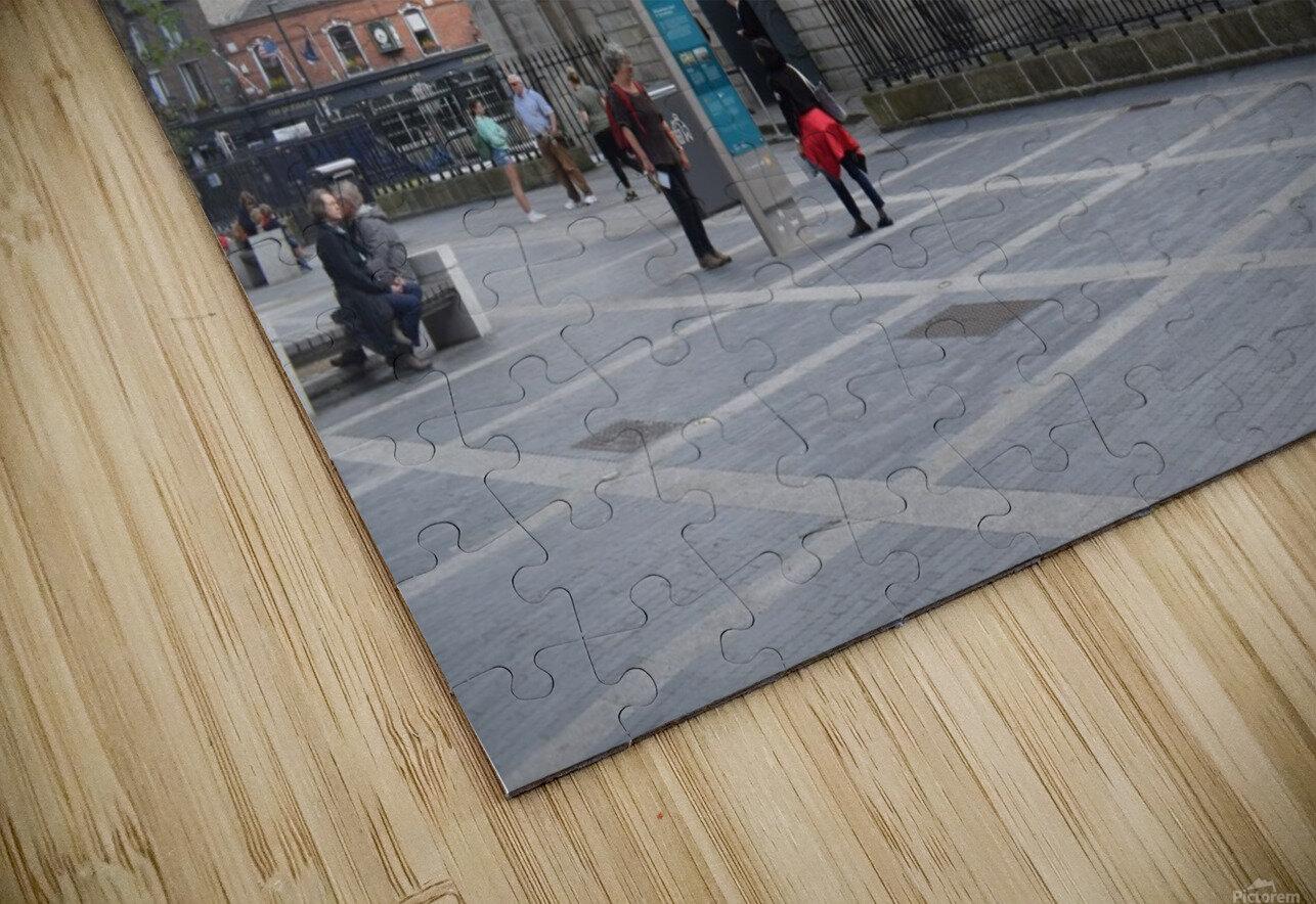 KILMAINHAM JAIL, DUBLIN HD Sublimation Metal print