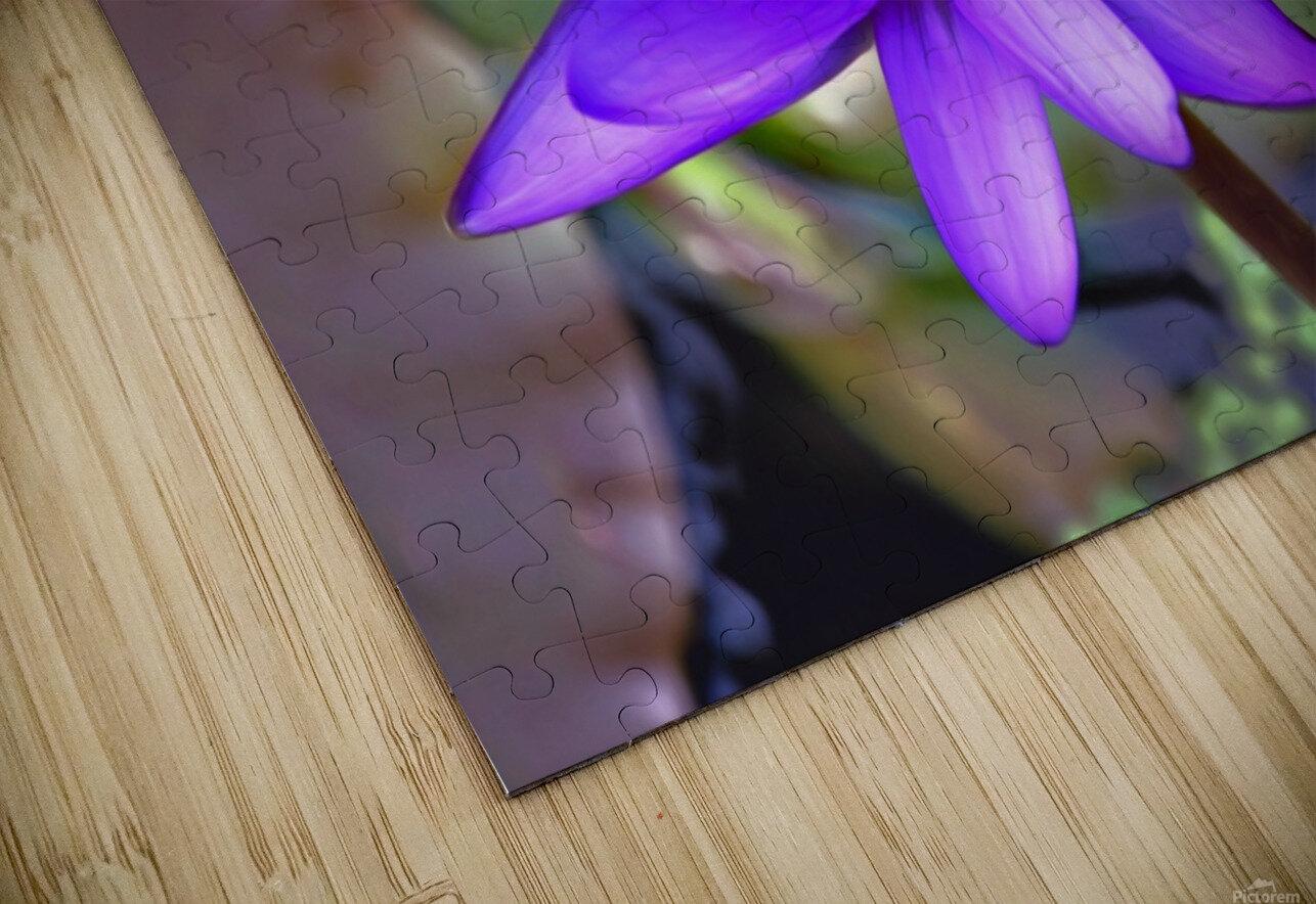waterflower HD Sublimation Metal print