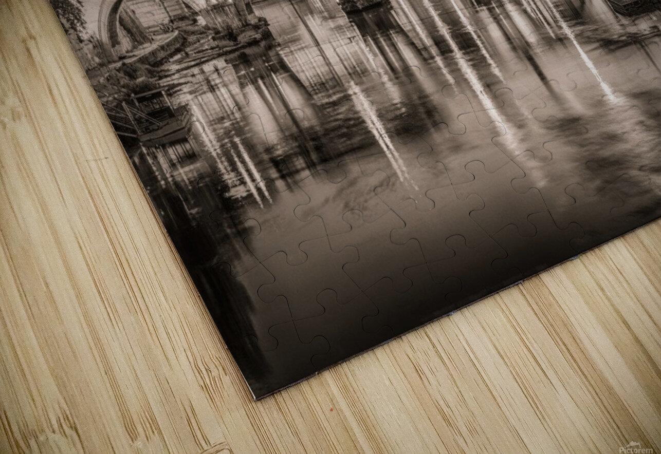 Rome HD Sublimation Metal print