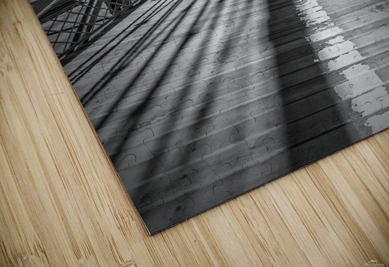 NEW YORK CITY Brooklyn Bridge HD Sublimation Metal print