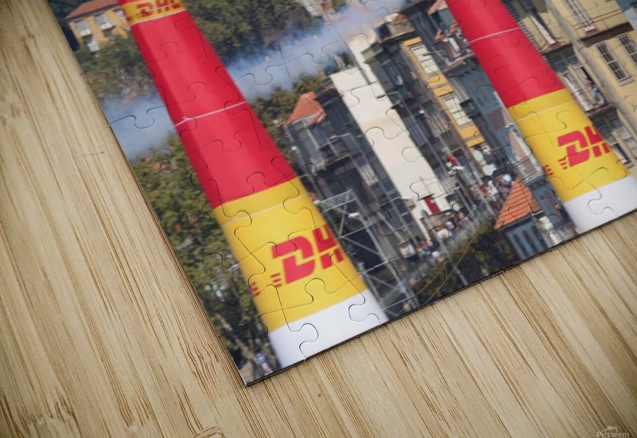 Oporto Red Bull Air Race 2017 HD Sublimation Metal print