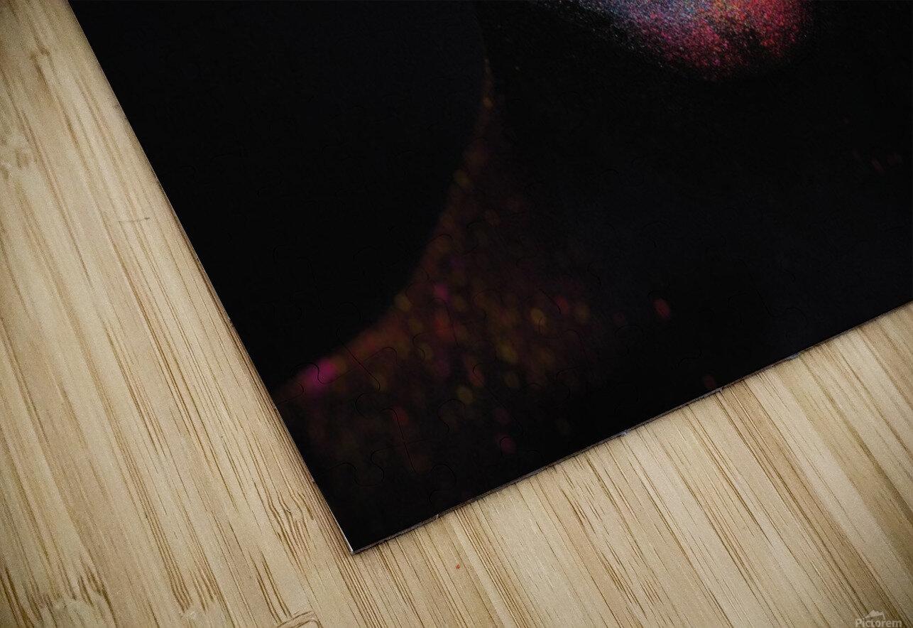 RGB feelings HD Sublimation Metal print