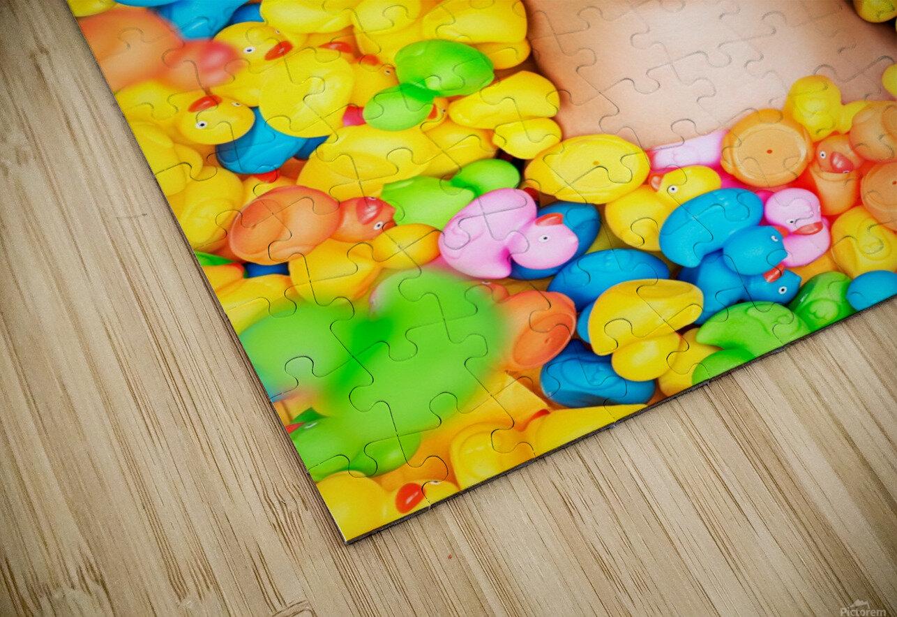 Duckfaceicon HD Sublimation Metal print