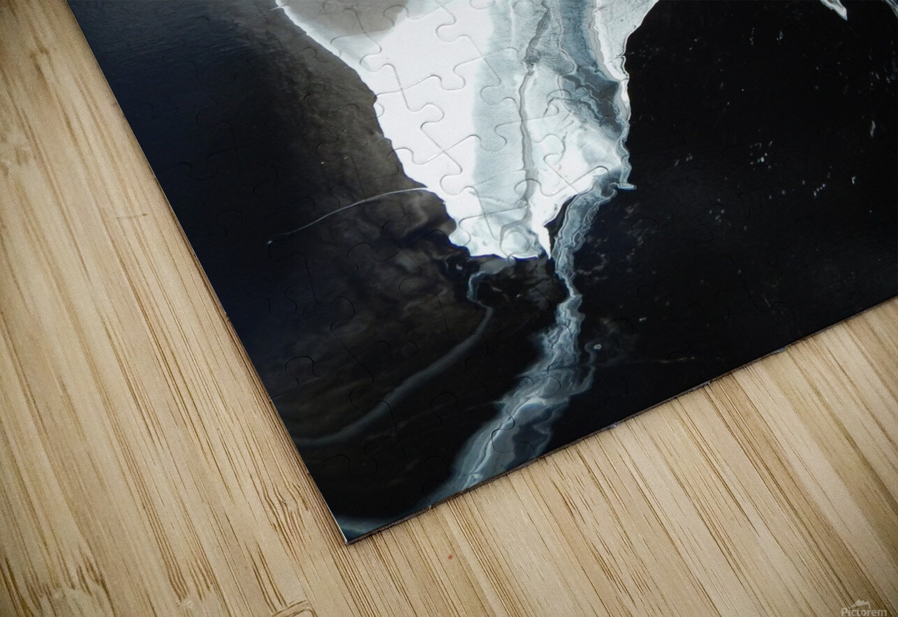 FULL MOON HD Sublimation Metal print