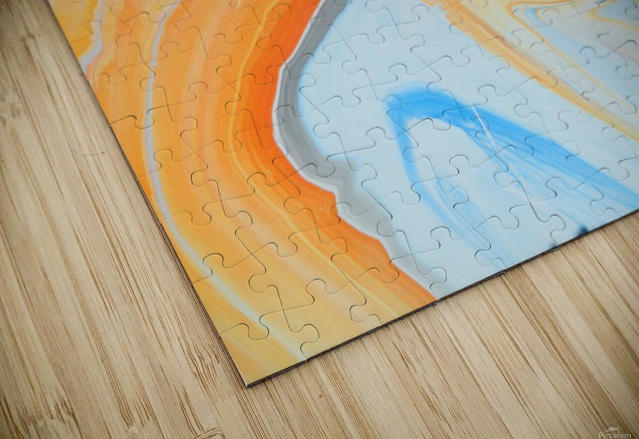 FIRESPEAR HD Sublimation Metal print