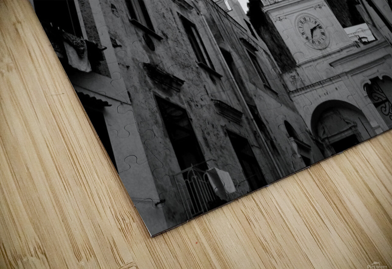 Atrani Village - Italy HD Sublimation Metal print